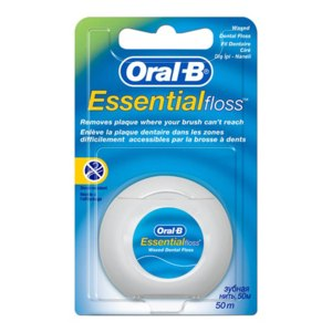 Зубная нить Oral-B Essential Floss фото
