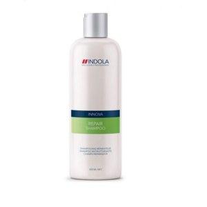 Шампунь Indola Repair восстанавливающий для сухих и поврежденных волос фото