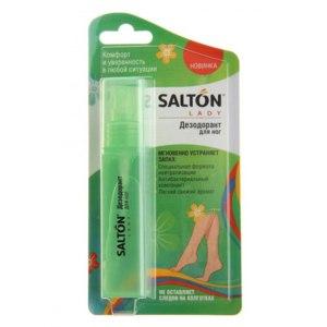 Дезодорант для ног Salton Lady  фото