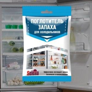 Поглотитель запаха Selena  Для холодильников  фото