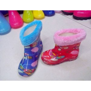 Резиновые сапоги Aliexpress shoes kids winter waterproof boots children's autumn shoes boots thick boots child rainboots  фото