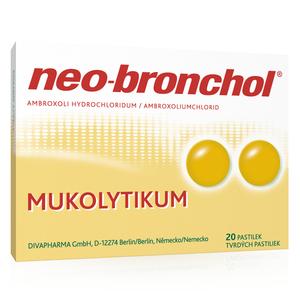 Таблетки   Нео-бронхол для рассасывания  фото