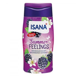Гель для душа ISANA  Summer Feelings фото
