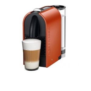 Кофемашина Delonghi Кофеварка капсульного типа Nespresso De Longhi EN110.O Orange фото