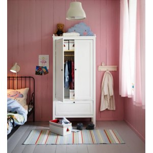 Шкаф для одежды IKEA СУНДВИК / SUNDVIK фото