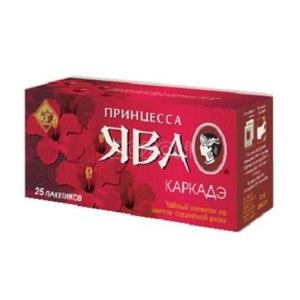 Чай в пакетиках Принцесса Ява Каркаде фото