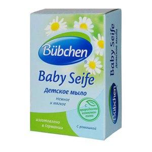 Мыло детское Bubchen  фото