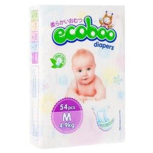 Подгузники Ecoboo  фото