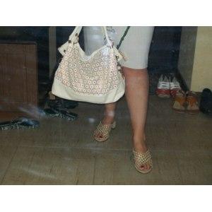 Сумочка дамская Aliexpress Pattern PU Leather Ladies Fashion Casual Handbag фото