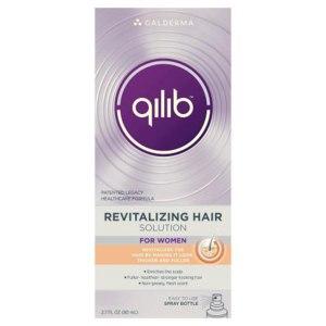 Средство для стимуляции роста новых волос Qilib Лосьон для женщин, 80 мл, Galderma. фото