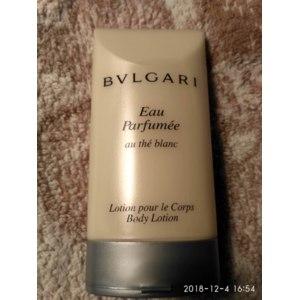 Парфюмированный лосьон для тела Bvlgari Eau parfume au the blanc фото