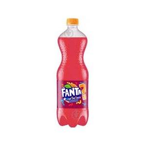 Напиток газированный безалкогольный Fanta Что за фанта? what the вкус фото
