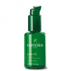 Сыворотка для волос   RENE FURTERER KARITE - восстанавливающая сыворотка для сухих кончиков волос фото