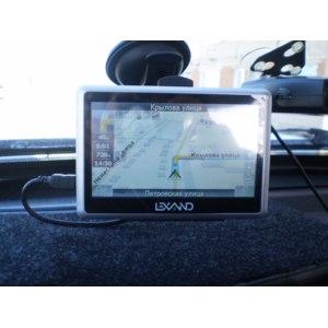 Навигатор GPS Lexand Su-533 фото