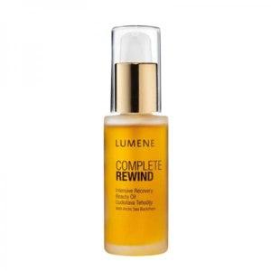 Интенсивно восстанавливающее масло Lumene  Complete Rewind фото