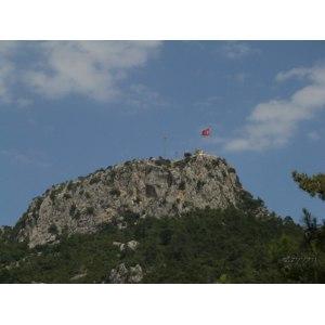 Гора Чалыш, Кемер, Турция фото