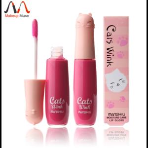 Блеск для губ Aliexpress Hot, Wheaten Nude Moisture Care Vitamin E Nourish Lip Gloss 12 Gorgeous Color 10g By Professional Makeup brand MANSHILI #M225 фото