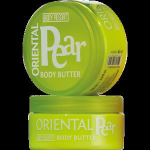 Крем-масло для тела Body Resort Oriental Pear Восточная груша фото