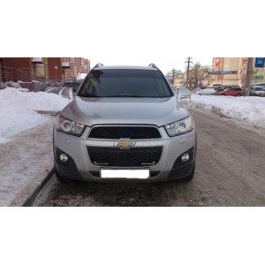 Chevrolet Captiva - 2012 фото