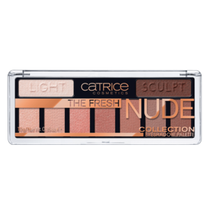 Тени для век Catrice The Fresh Nude Collection Eyeshadow Palette фото