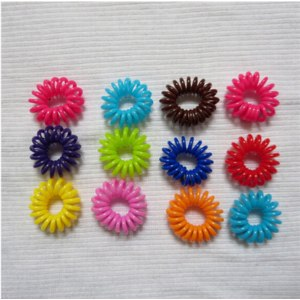 Аксессуары для волос Aliexpress Crystal Telephone Line Elasticity Rubber Hair Band Tie Hair Accessory Fashion Women Headwears Drop Shipping фото