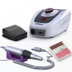 Аппарат для маникюра Jewhiteny Professional nail drill equipment фото