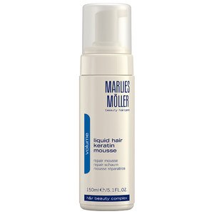 Пена для укладки Marlies Möller Liquid hair repair mousse фото