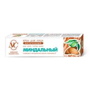Крем для лица Невская косметика Миндальный фото