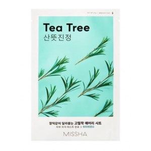Тканевая маска для лица Missha Tea Tree фото