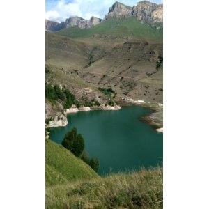 Озеро Гижгит, п. Былым Кабардино - Балкарская республика фото