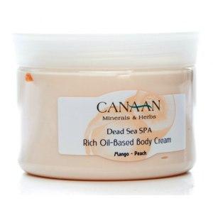 Крем-масло Canaan Крем для тела на масляной основе Манго-Персик фото