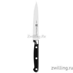 "Нож кухонный Zwilling J.A. Henckels Нож для овощей 130 мм Professional ""S"" фото"