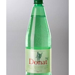 Вода лечебная Donat Mg Донат Магний фото