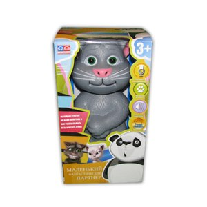 Интерактивная игрушка Кот ТОМ / Talking Cat Tom. фото