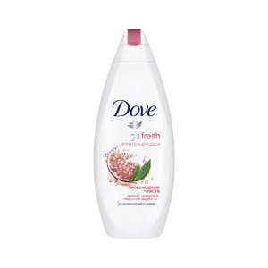Гель для душа Dove  «Go Fresh» фото