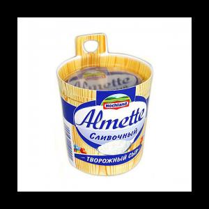 Рецепт со сливочным сыром альметте