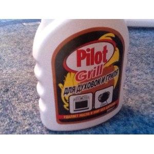 Очиститель  плит , духовок и свч-печей Pilot  фото