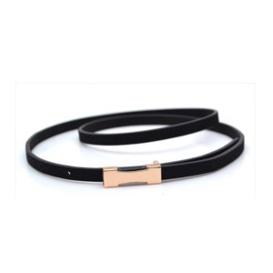 Ремень женский Aliexpress Promotion! 2014 Fashion Adjustable Pigskin Metal Buckle Thin Women's Leather Belt Ladies Waistband Female Straps Ceinture 1100 фото