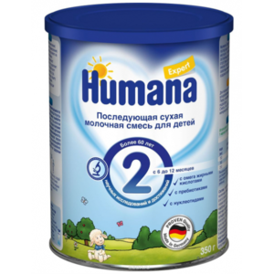 Детская молочная смесь Humana Expert 2 фото