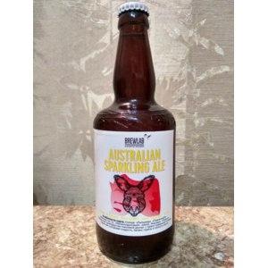 Пиво BrewLab Australian Sparkling Ale фото