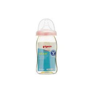 Бутылочка для кормления Pigeon Пластиковая фото