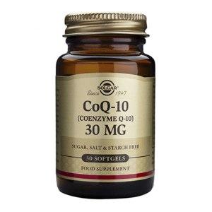 БАД Solgar CoQ-10, 30 мг (Коэнзим-Q10 в дозировке 30 мг) фото