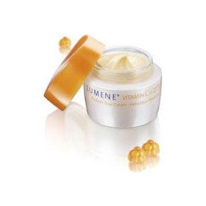 Крем для лица Lumene Дневной восстанавливающий, серии Vitamin C+ (с арктической морошкой) фото