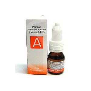 Сколько раз за сутки можно употреблять ретинола ацетат