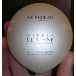 Пудра компактная DEBORAH Deborah Ultra Fine with mineral oligoelements фото