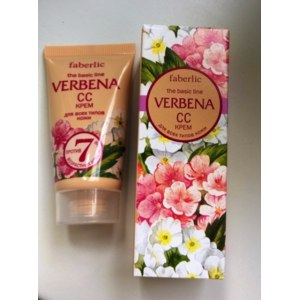 CC Cream Faberlic VERBENA фото