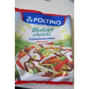 Овощная смесь Poltino Китайская смесь свежезамороженная фото