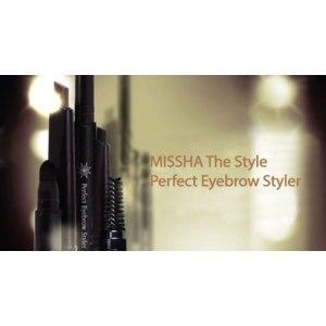 """Карандаш для бровей Missha """"The Style Smudge-proof Wood Eyebrow"""" фото"""