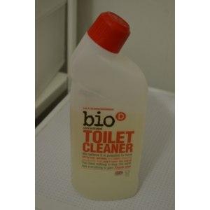 Очиститель унитазов Bio-D Экологическое средство для чистки сантехники фото