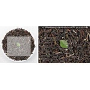 Чай TEABOX Черный Нилгири осенний  Аддэрли Экзотик Скрученный (Adderley Exotic Twirl)  фото